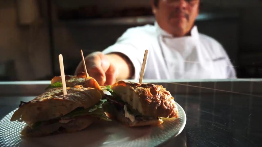 Guardado's - Crafting the Cuisine: Portabelo a la Parrilla (Promo Video)