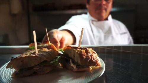Guardados - Crafting the Cuisine: Portabelo a la Parrilla Promo