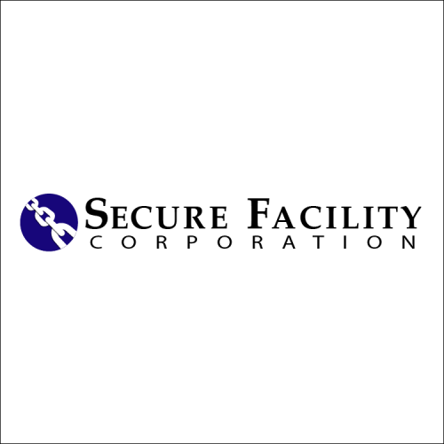 Secure Facility: Brand Design (Chain and Wordmark)