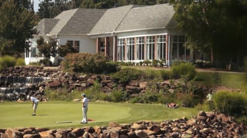 VM Golf: Bag on the Green Demo
